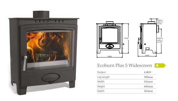 Ecoburn +5 Widescreen