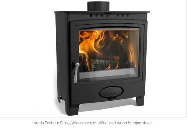 Arada Ecoburn +5 Widescreen
